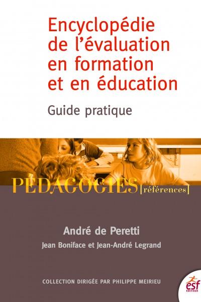 Encyclopédie de l'évaluation en formation et en éducation