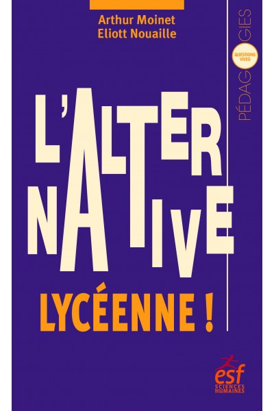 L'Alternative lycéenne !