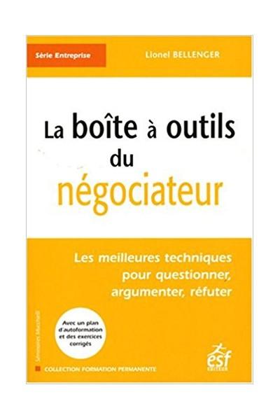 Boîte à outils du négociateur (La)