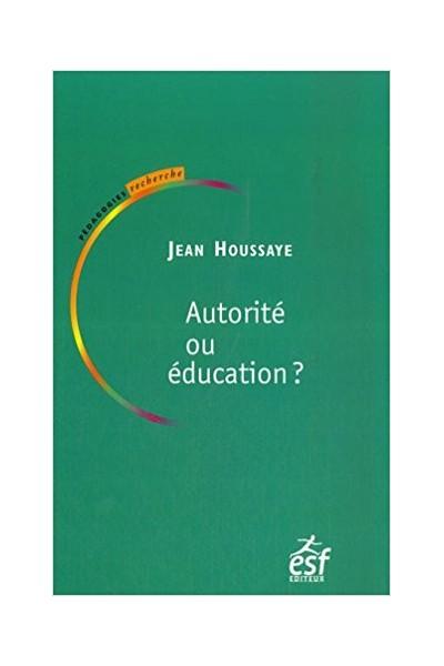 Autorité ou éducation ?