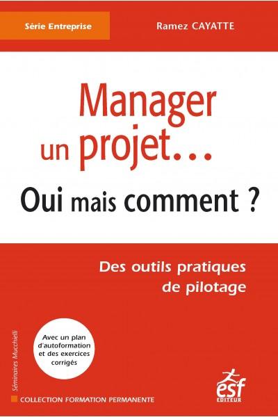 Manager un projet...